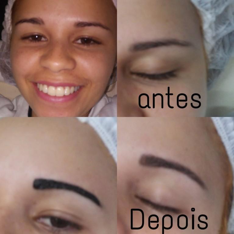 depilador(a) designer de sobrancelhas manicure e pedicure