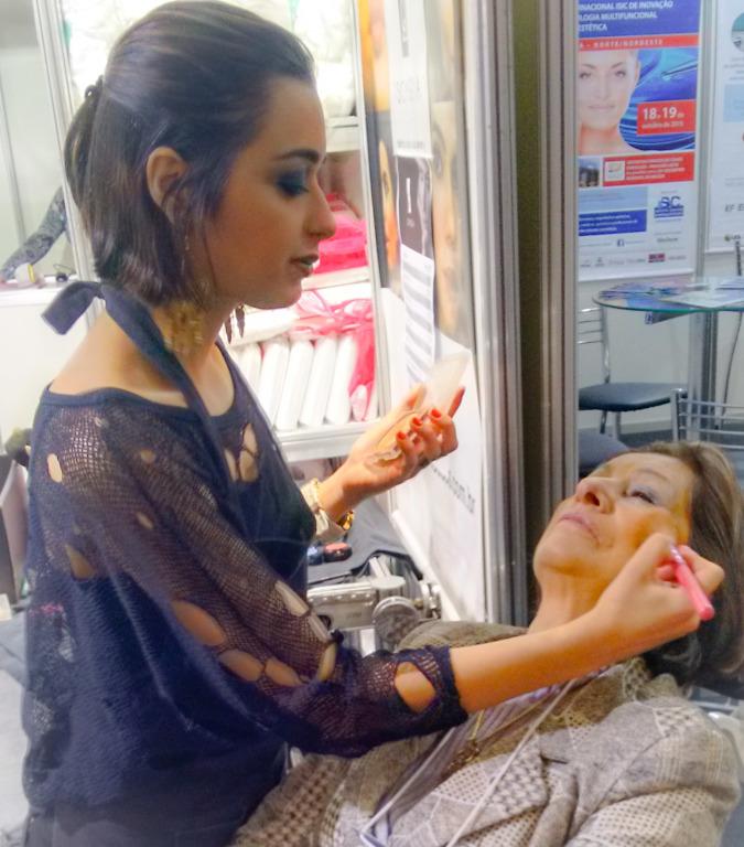 Beauty Fair 2015 #make