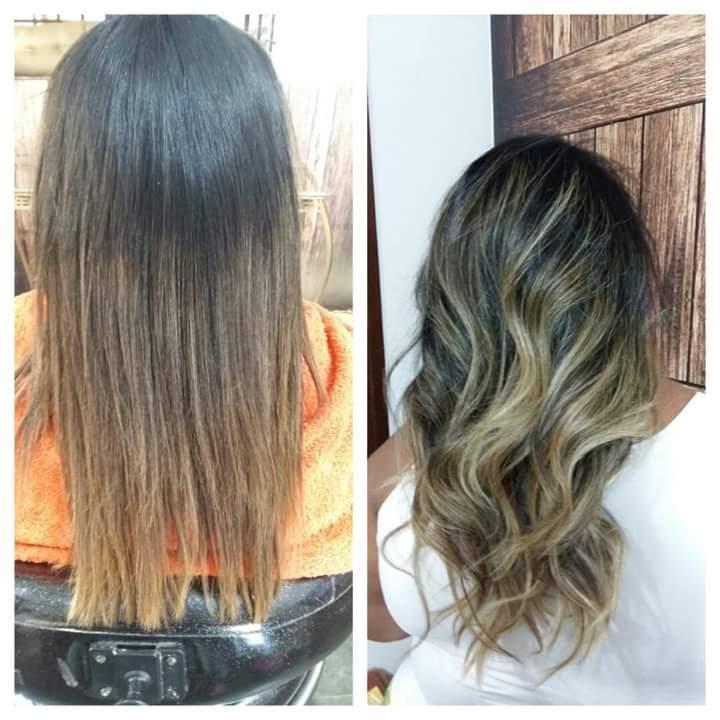 Antes  e depois hombre#instablond  wellabrasil  cabeleireiro(a)