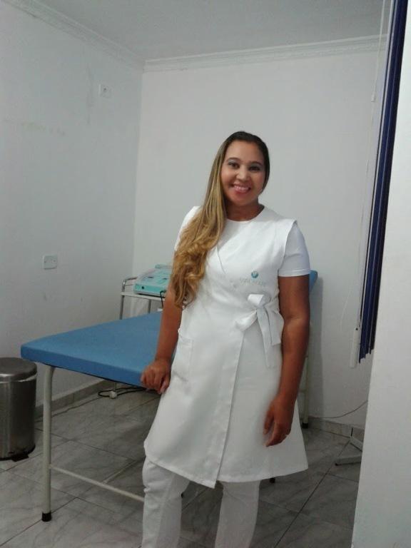 esteticista maquiador(a) massoterapeuta