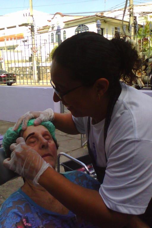 depilador(a) designer de sobrancelhas manicure e pedicure esteticista vendedor(a) revendedor(a) recepcionista