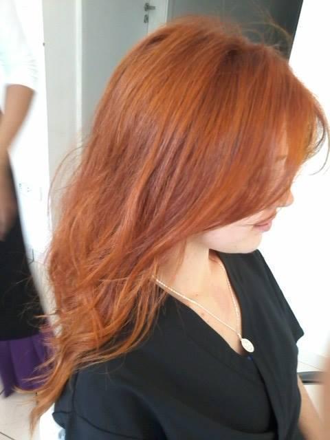 cobre#DaModa cabeleireiro(a) maquiador(a)