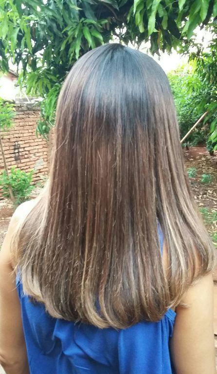 Selante cabelo cabeleireiro(a)