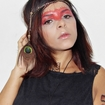 Maquiagem Índia Brasileira #maquiagemartistica #makeupartistic #maquillaje