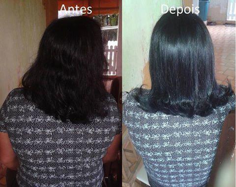 Hidratação e escova ;)  #transformações  estudante cabeleireiro(a)