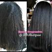 Antes e Depois - Escova Progressiva  * Atendimento domiciliar  #escovaprogressiva #ghair #cabeloliso