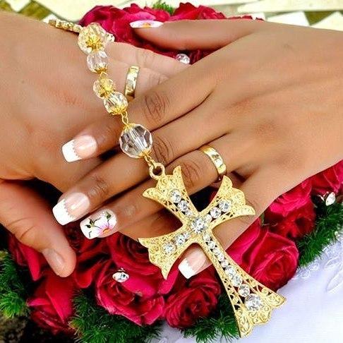 #unhasdaleidynha #unhasdenoiva manicure e pedicure