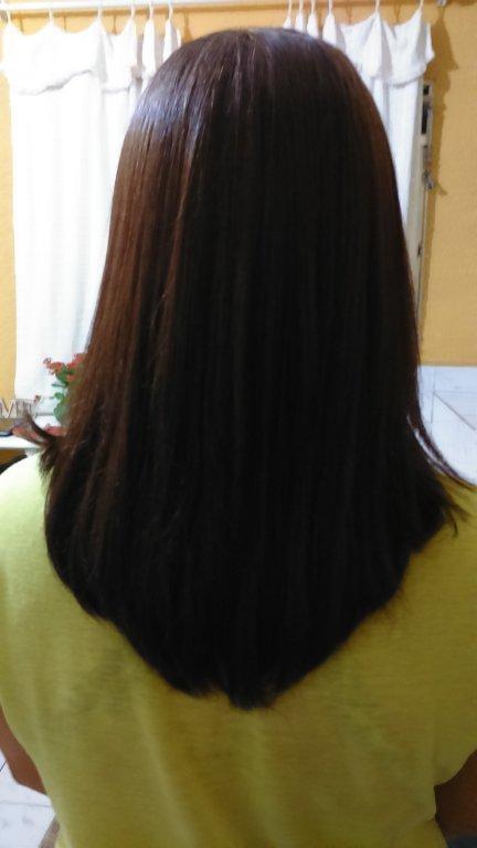 Coloração, hidratação e escova. cabeleireiro(a)