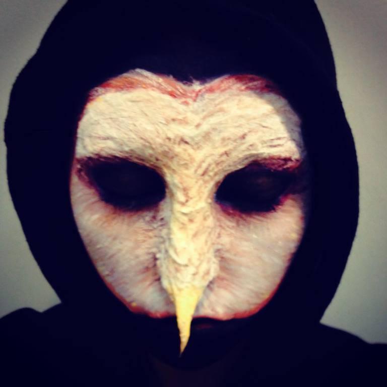 Coruja - Caracterização de animais maquiador(a) designer de sobrancelhas