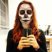 Caveira - Halloween