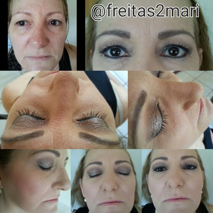 Mãe de noiva #Makeupbyfreitasmari #instamakeup #cosmedic #cosmedcs #fashion #instagood #beautiful #maquillaje #linda #festa #debutante #madrinha #social #noiva #balada maquiador(a)