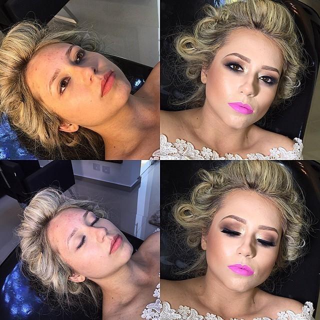 maquiador(a) designer de sobrancelhas cabeleireiro(a) manicure e pedicure