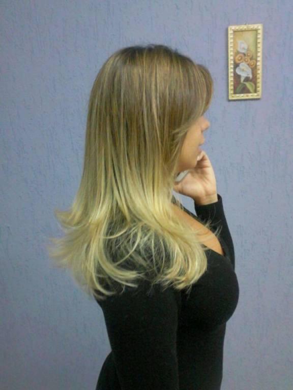#ombrehair loiro sueco cabeleireiro(a) maquiador(a)