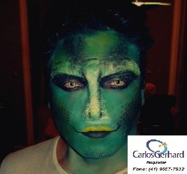 Snake Men   QUER ARRASAR NO SEU EVENTO. Maquiagem social, Maquiagem  Artística, penteados  para festas e eventos, Carnaval,  Halloween, festas a fantasia etc Curso de Automaquiagem Atendimento a domicilio Fone: (041) 99657-7932 E-mail: carlosgerhard86@hotmail.com  #gerhard #makeupartist  maquiagem maquiador(a) secretário(a)