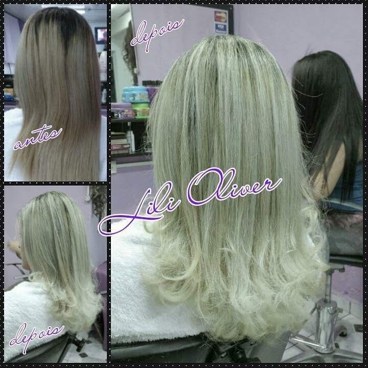 Luzes e Correção  cabeleireiro(a) micropigmentador(a)