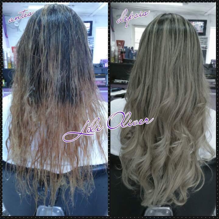 Correção de cor  cabeleireiro(a) micropigmentador(a)