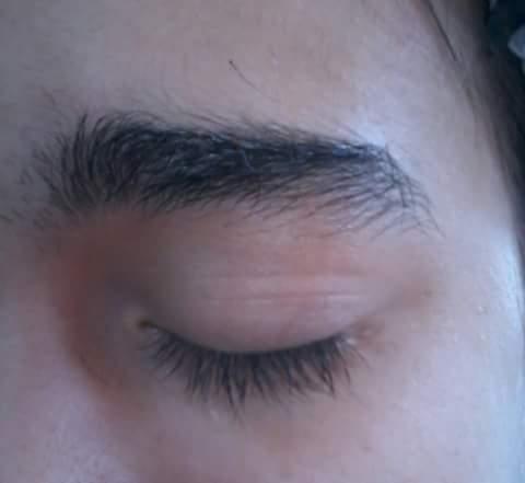 designer de sobrancelha #antes massoterapeuta designer de sobrancelhas cabeleireiro(a) estudante depilador(a)