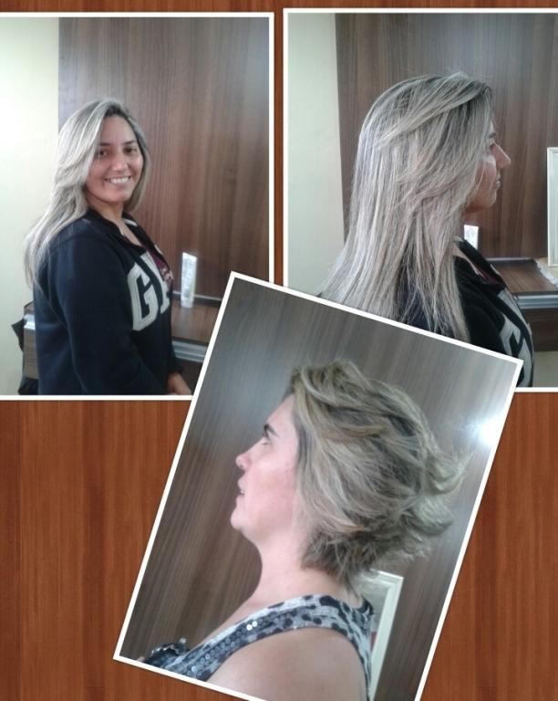 Platinados. cabeleireiro(a)