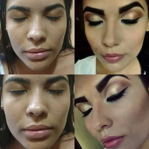#MakeUp #Maquiagem #Noiva #Clássica #DiadeNoiva esteticista designer de sobrancelhas maquiador(a) massoterapeuta