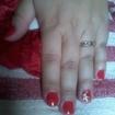 Linda cor Vermelho Desejo, escolha a sua encomende pelo 44-997274937 (Whatss) ou Inbox.      💅💅💅