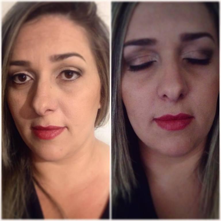 Maquiagem social para o dia #makeup #makeupdia  maquiador(a)