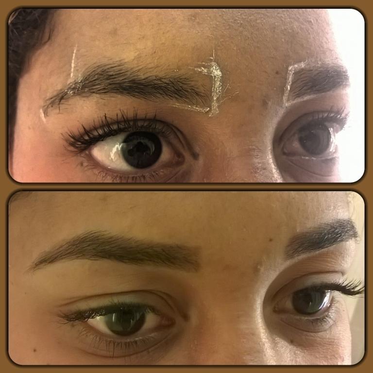 Design com Henna  designer de sobrancelhas maquiador(a)