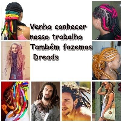 Fashion Hair Também fazemos Dreads #Dreads #look #top #venha #você #também  venha nos visitar estamos na Av: Rotariy,122 -Serraria - Diadema empresário(a) / dono de negócio cabeleireiro(a)