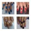 Belo trabalho! Realizada pela proficional Cida #Lindas #Unhas #Nails