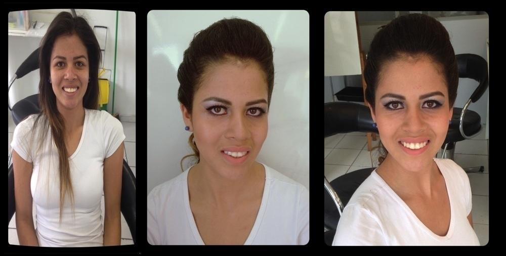 estudante (cabeleireiro) estudante (maquiador) estudante (depiladora)