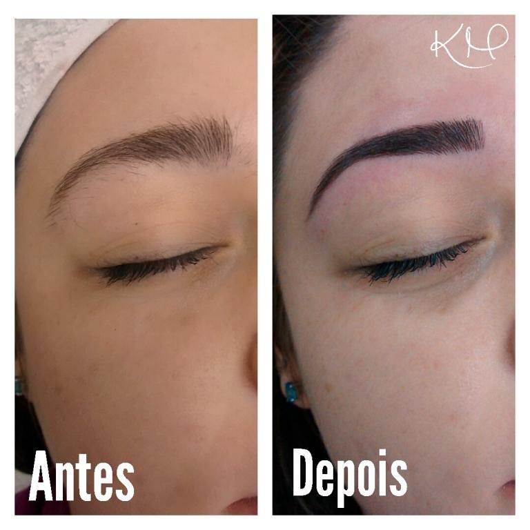 Designer de sobrancelhas com henna maquiador(a) designer de sobrancelhas micropigmentador(a)