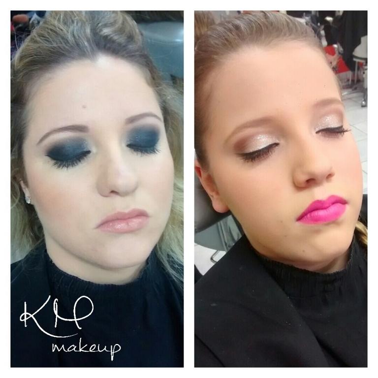 Make de mãe e filha!! #amo #makeup maquiador(a) designer de sobrancelhas micropigmentador(a)