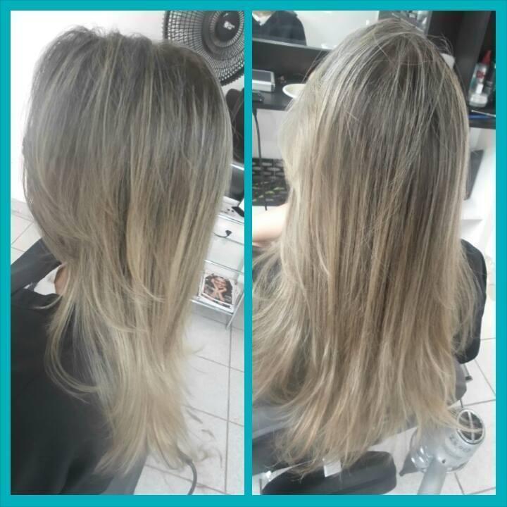 #corte #luzes #coloração stylist / visagista cabeleireiro(a) maquiador(a) designer de sobrancelhas