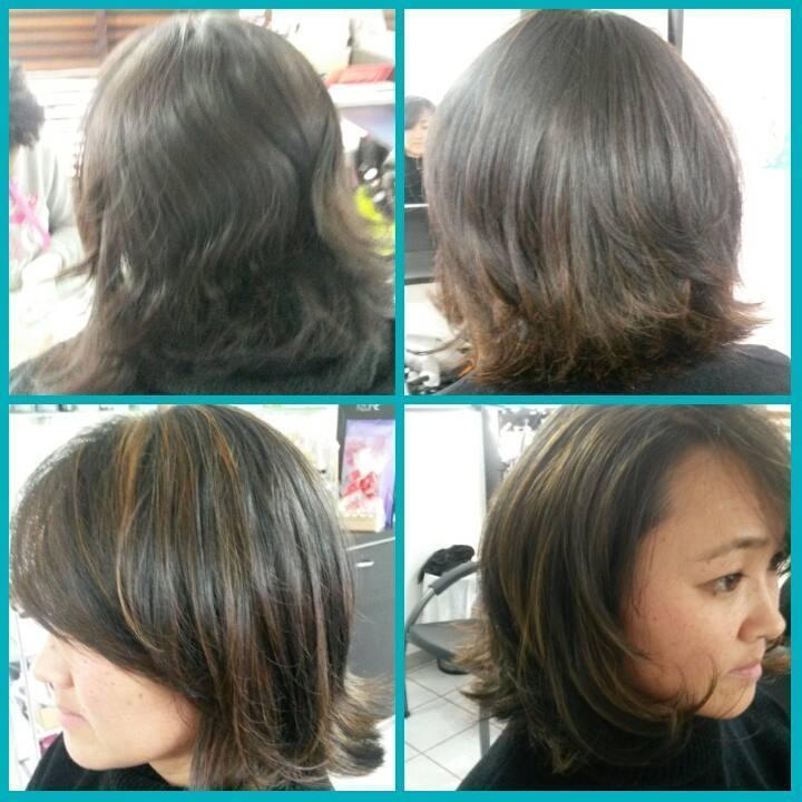 #corte #cor #loira #ombrehair  #designdemechas #visagismo stylist / visagista cabeleireiro(a) maquiador(a) designer de sobrancelhas