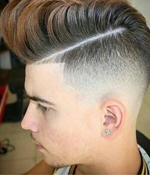 Corte under cut  cabeleireiro(a) barbeiro(a)