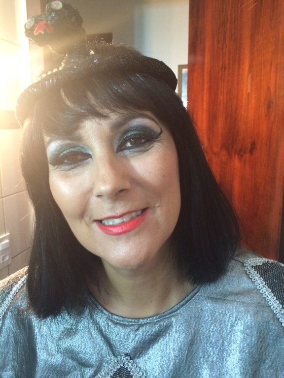 #MakeArtistica #Cleopatra