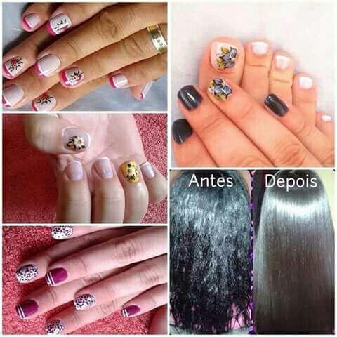 manicure e pedicure depilador(a) esteticista