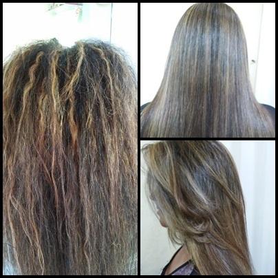 esteticista cabeleireiro(a)