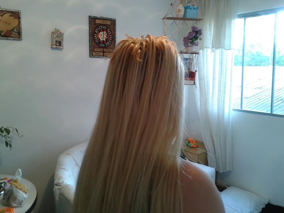Alongamento de cabelo natural auxiliar cabeleireiro(a) cabeleireiro(a)