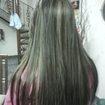 cabelo feito progressiva