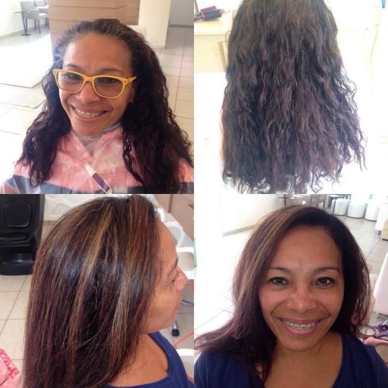 Mechas para dar uma iluminada cabeleireiro(a)