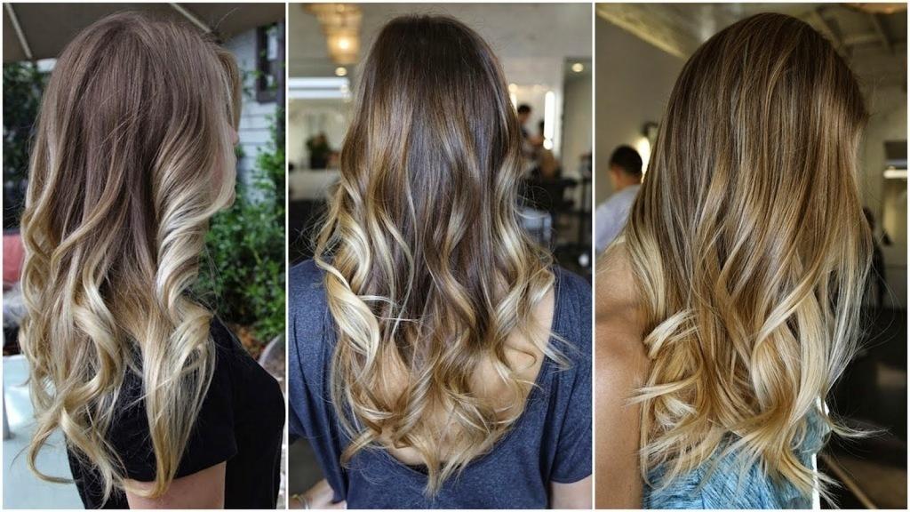 Ombre hair, Agende seu horário,! cabeleireiro(a)