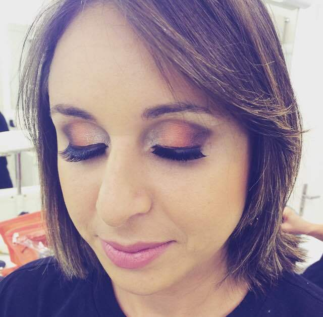 Cílios de boneca #makeup #makeup artist maquiador(a)