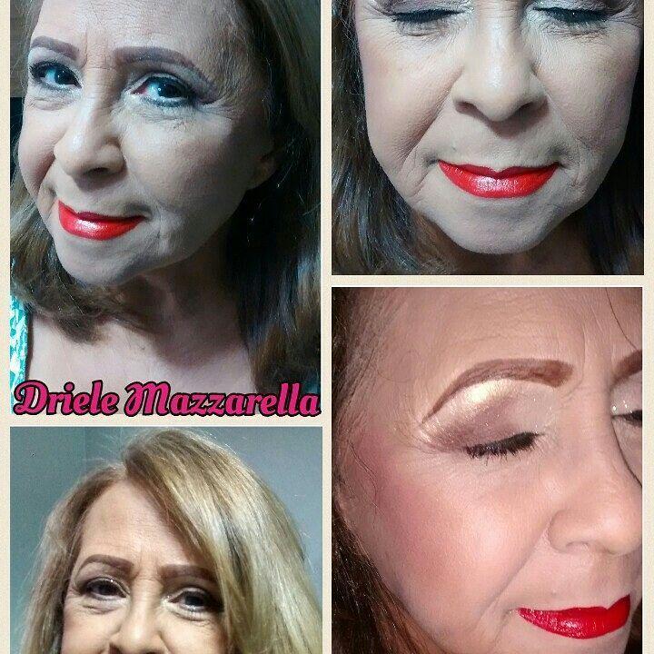 Make pele madura maquiador(a)