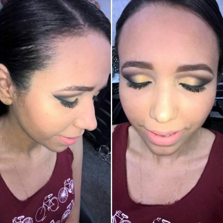 Make para Madrinha maquiador(a)