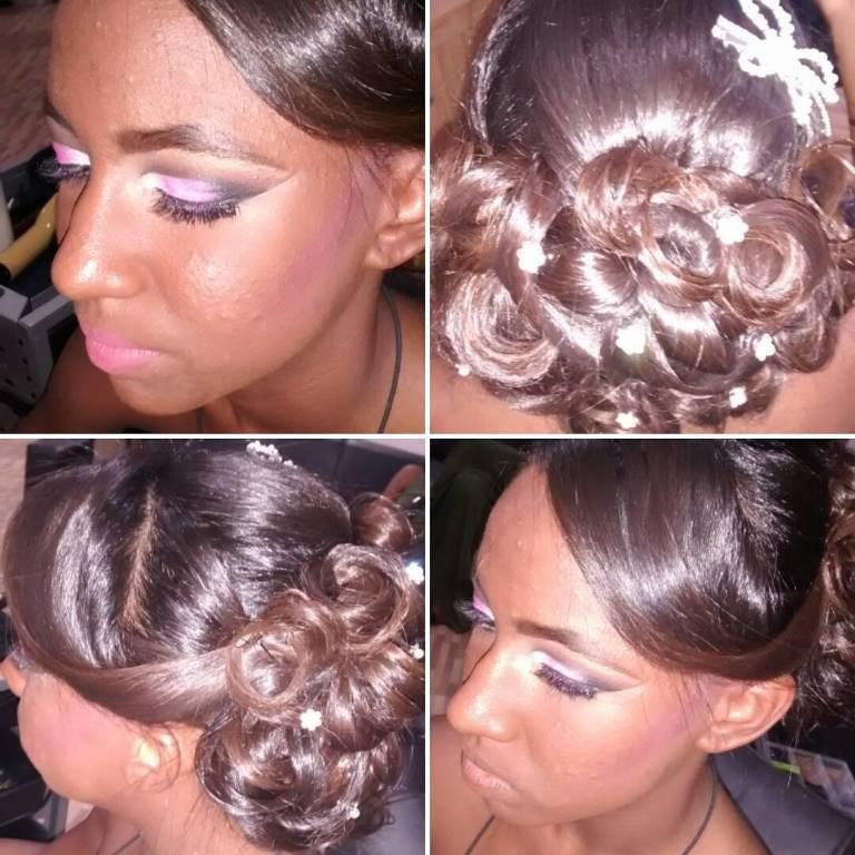 Make e Penteado para Debutante maquiador(a)