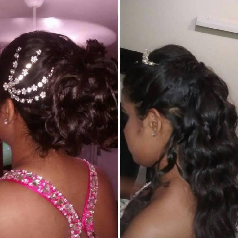 Penteados para Debutantes maquiador(a)