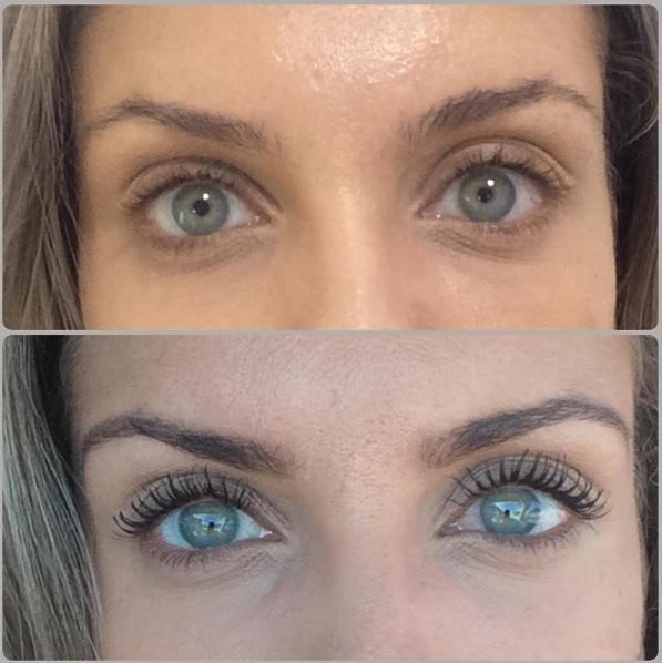 Design de sobrancelhas e permanente de cílios maquiador(a) esteticista designer de sobrancelhas gerente