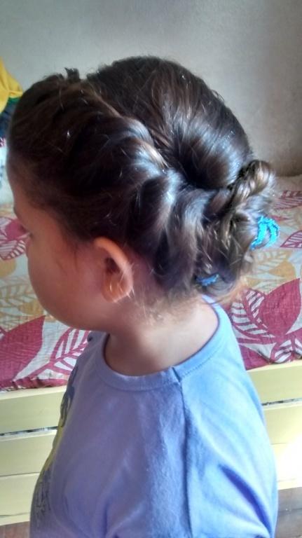 Penteado infantil  cabeleireiro(a)