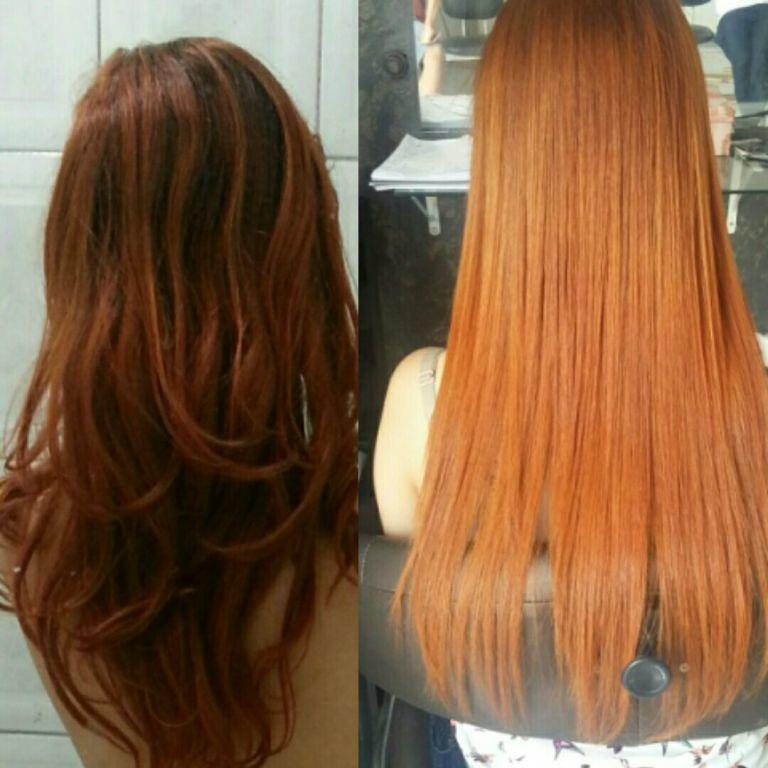 #ruivatop #selagemtermica cabeleireiro(a) auxiliar cabeleireiro(a)