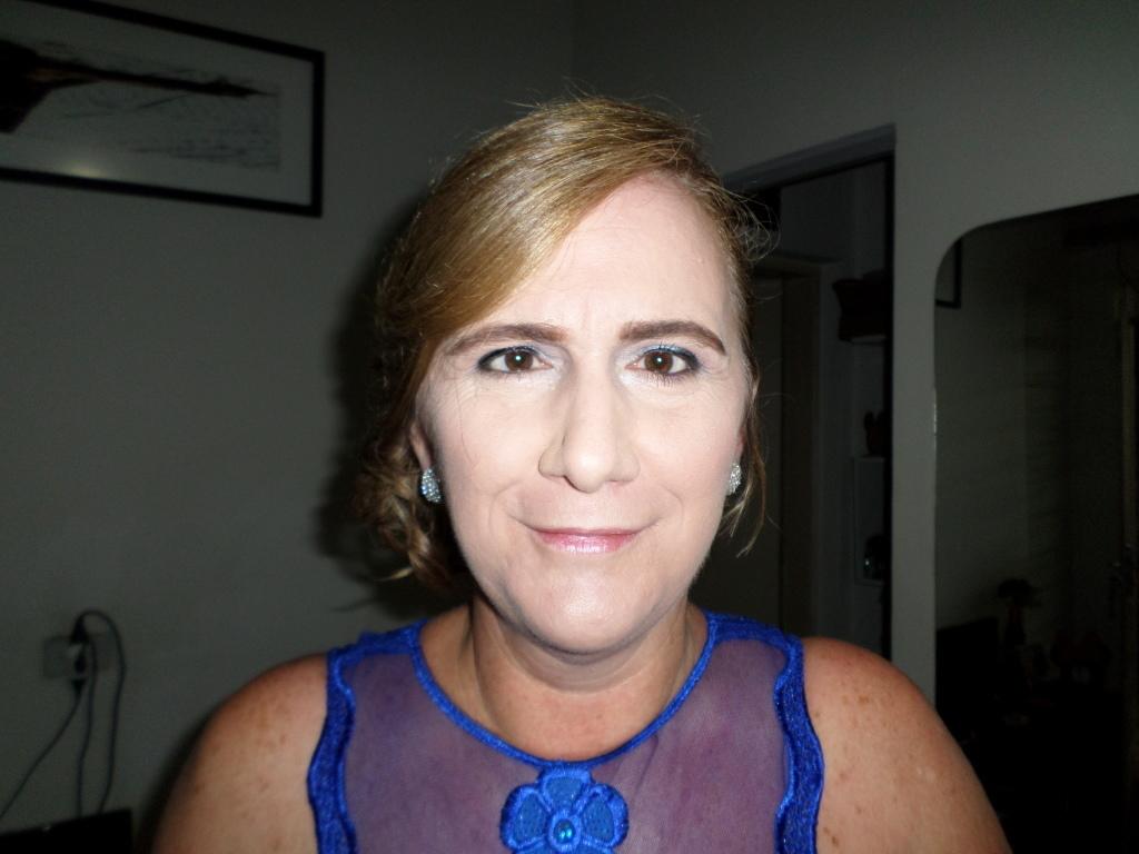Maquiagem tia do noivo.  Depois  #maquiagemdecasamento #mãedonoivo #mãedanoiva #casamento #maquaigem #maquaigemsocial #makeup maquiador(a)